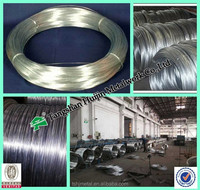 16 gauge Electro galvanized iron Wires (factory directly)