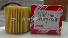 auto parts oil filter 04152-37010 for toyota