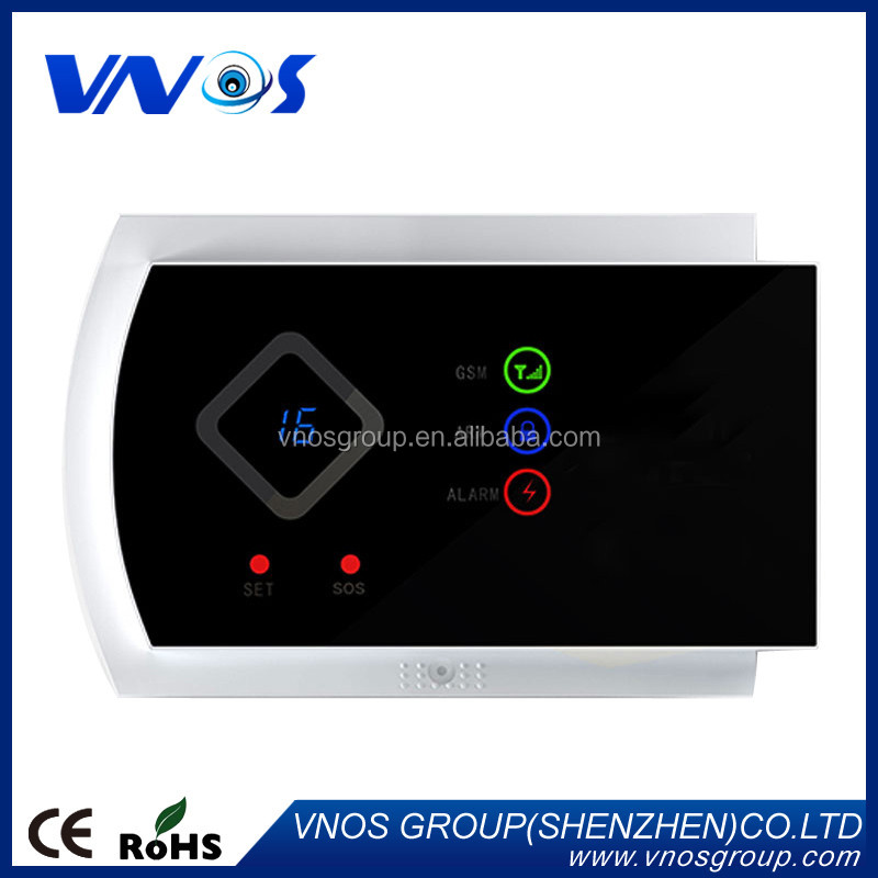 2017 VnoS HOT selling products smart wifi alarm system home security
