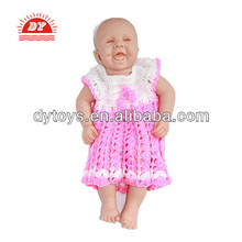 ICTI certificated custom make silicone reborn baby dolls for sale