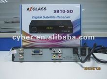 wholesale az class 810SD S810hd S810B satellite receiver for nagra2