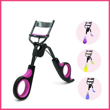 High quality Mini eyelash curler double colors lashes curling