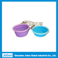 Easy Taking Collapsible dog bowl
