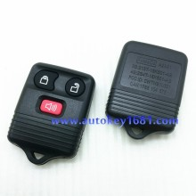 best quality remote control key 3button 315/434mhz for car ford mendeo fuoco taurus territorio fiera lorr tribute falcon