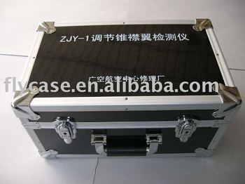 2013 aluminum tool case ,black tool case,aluminum instrument case ,equipment case ,aluminum storage case with handle and lock .