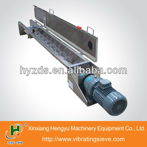 China powder and particle screw conveyor manufacturer