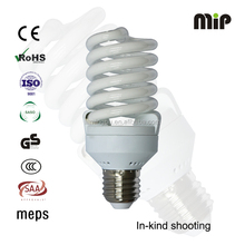 Full spiral T2 26W E27 6500K Energy saving lamp bulb