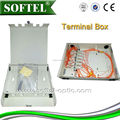 Softel fiber optic distribution box metal