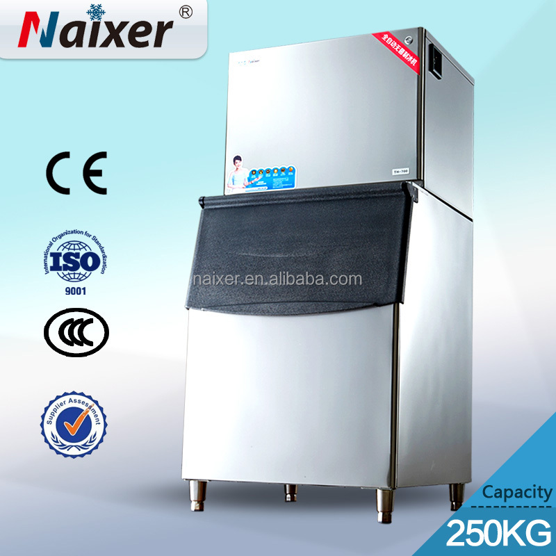 Commercial ice Factory ice pop machine making