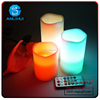 Pillar White Electronic Wax Scented Remote
