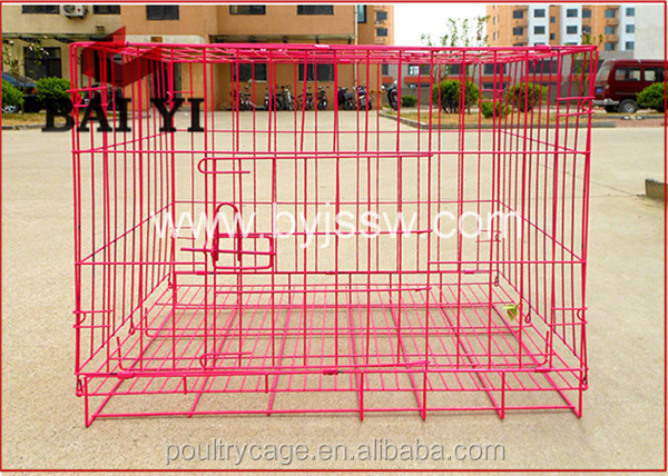 Chain Link Fence Pet Dog Run and Chicken Wire Animal Cage