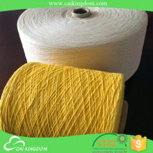 oeko-tex certification mop yarn cotton weaving recycled cvc yarn