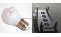 Taizhou Plastic Injection House Lamp Mould Factory,Plastic LED Bulb Light Mould