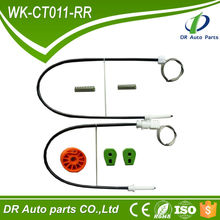 Window regulator rear right For CITROEN C3 PLURIEL cheap price repair kit