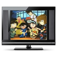 High Quality Panorama Portable LED LCD TV With OEM