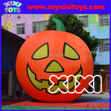 2016 Hot sale halloween inflatable decoration, festival halloween decoration, Inflatable pumpkin
