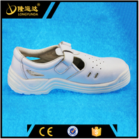 white Anti-static Safety Shoes Cleaning Room Esd Safety Shoes