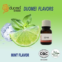 DUOMEI FLAVOR: DZY-69 e PG/VG mixed mint flavoring liquid flavoring concentrate