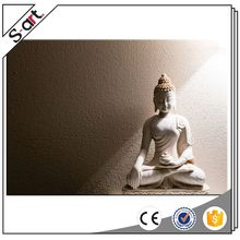 Direct factory price best-selling canvas printed paintings of buddha faces