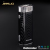 4 Colors hand grenade e-cig mod defender mod 36w china mod box battery,defender 36w