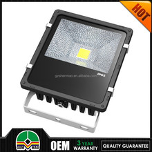 Government House L34*W34(mm) size high lumen 50w led flood light
