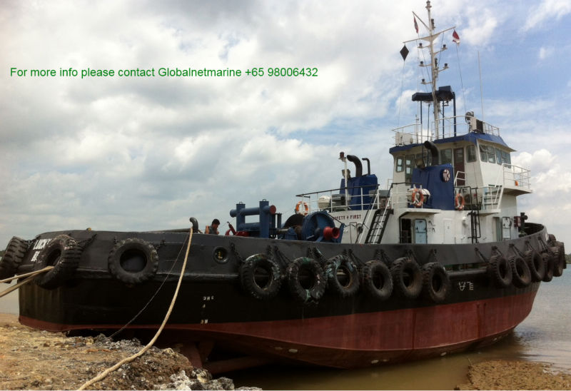 28m 2500hp Twin Screw Tugboat