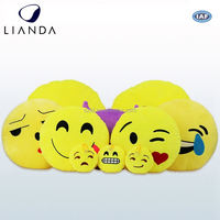 Custom vegetable shaped pillow,Plush face animal pillow,New style emoji doll toys