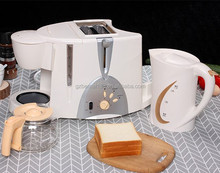 3 in 1 breakfast combination (Kettle, Toaster, Coffee Maker) , 3 in 1 breakfast machine