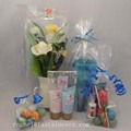 CLEAR CELLO GIFT, PARTY, DISPLAY, SWEET BAGS WITH GUSSET VARIOUS SIZES