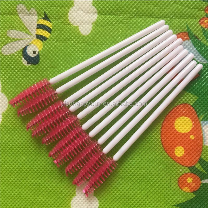 fashion disposable mascara wands applicator