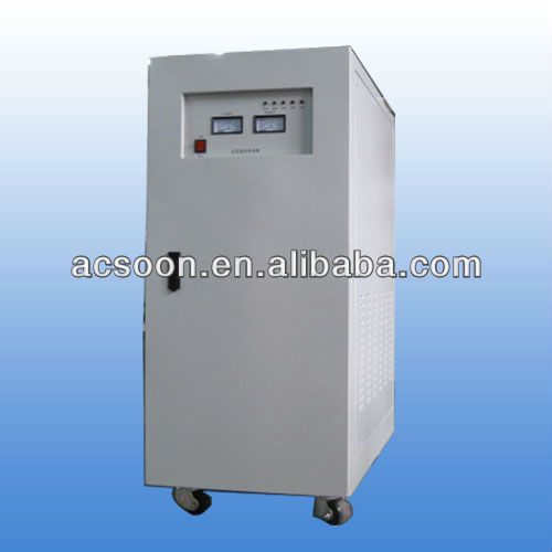 50KVA 110 dc 50hz power supply 600v dc ac inverter