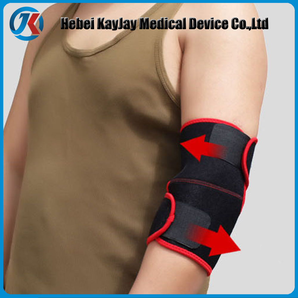 New Professional healthcare neoprene orthopedic elbow brace