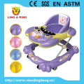 Old cheap walkers for baby Baby toys with music and light Baby walker with brakes