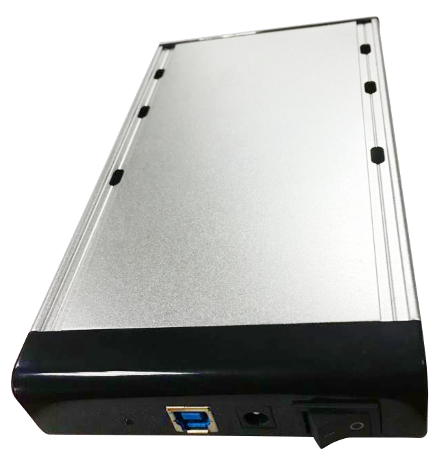 "factory USB3.0 hard disk enclosure for 3.5"" SATA hdd"
