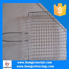 Galvanized/ Stainless Steel Barbecue BBQ Wire Mesh