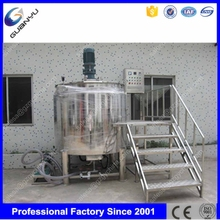 Best quality GMP standard CE approved flour /oil /tomato paste blending machine