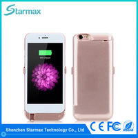 5800mAh charging case power bank case for iphone 6S , iPhone 6 Plus
