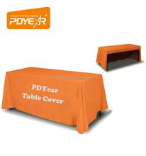 Hot sale outdoor high quality trade show tablecloth for sale