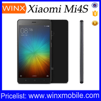 5 inch Original xiaomi mi 4s touch screen 3GB+ 64GB phone 4g 13MP smartphone mobile