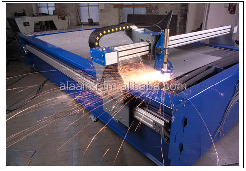 CNC plasma for metal cutting