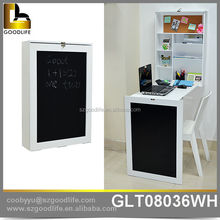 Wholesale folding wall mounted computer with Children blackboard