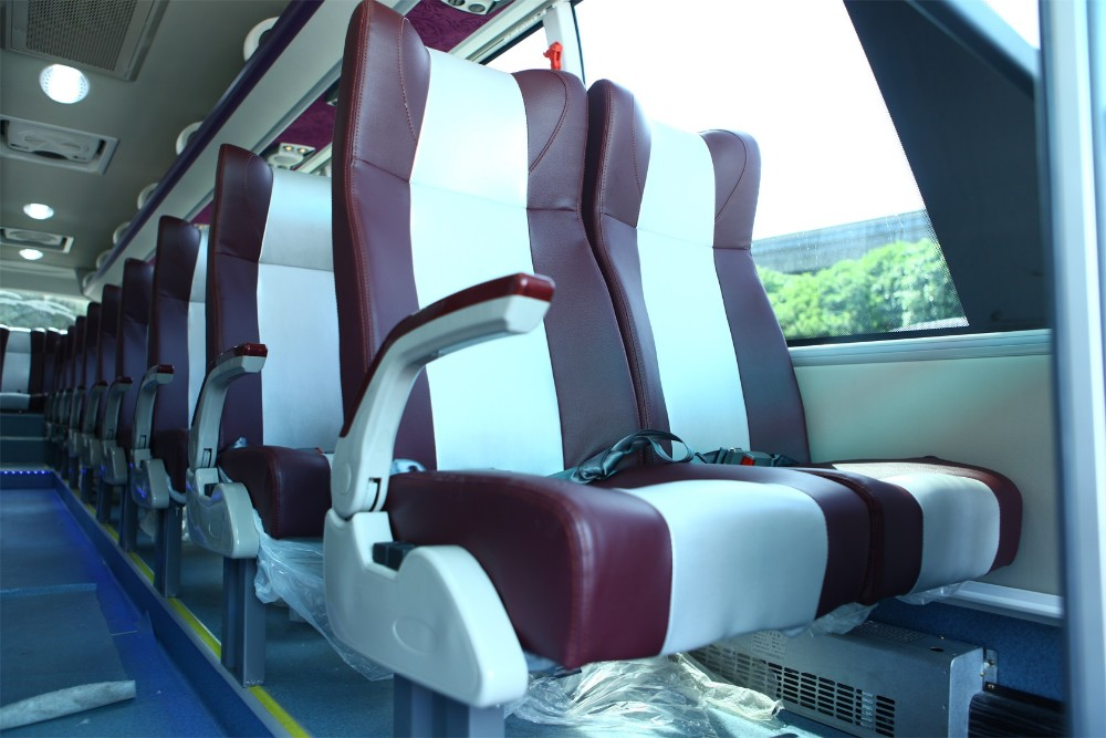 Daewoo 60 seater bus with yutong bus price