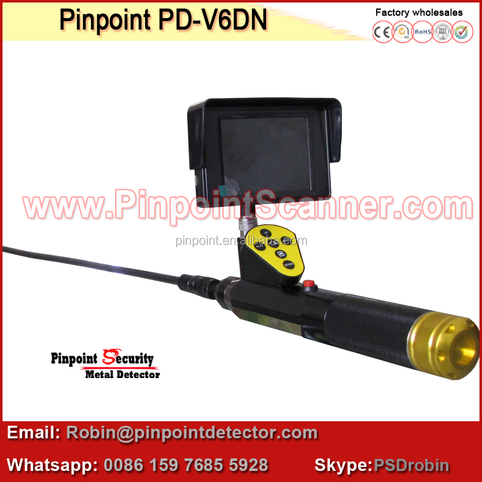 High-quality Advanced Security High Resolution Video Inspection Equipment Under Vehicle Search Camera PD-V6DN-A