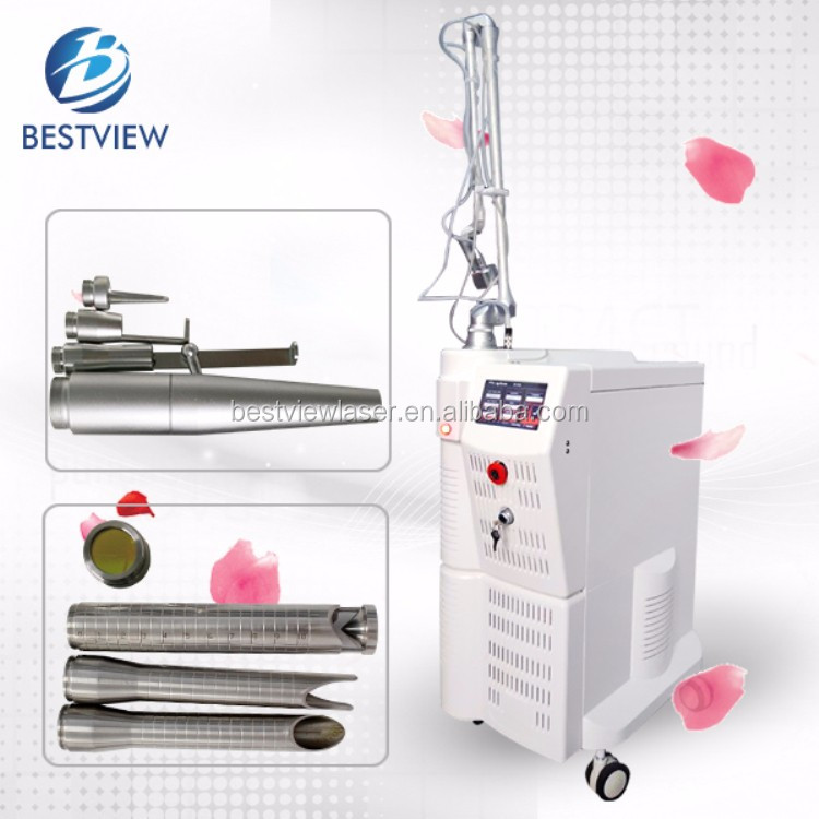 Professional Laser Beauty Equipment Manufacturer fractional co2 laser Women Vagina Tightening