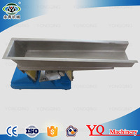 Professional manufacturer electromagnetic vibrating feeder for tea