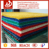 pvc cushion mat pvc carpet floor roll mat with foam backing