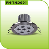 new style round shape high power led downlight