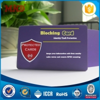MDRBC23 Rfid Blocking Sleeve Card Credit