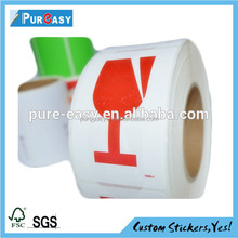 Shipping Labels and company brand logo stickers