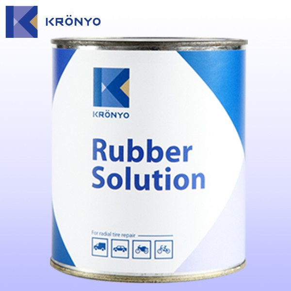 KRONYO bicycle tire recycling by products of rubber glue rubber